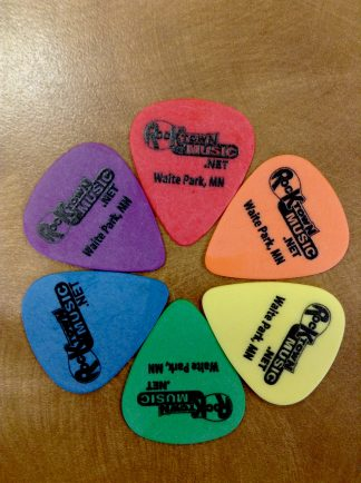 NEW Impact Guitar Picks (Variety Pack-6 Picks)