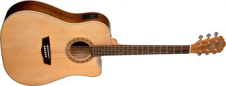 NEW Washburn WD7SCE-O Acoustic Guitar