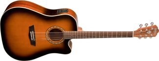 NEW Washburn WD7SCEATB-O Acoustic Guitar