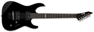 NEW ESP LTD M-10 Black Electric Guitar
