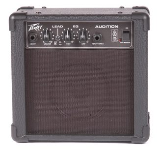 NEW Peavey (00584790) Audition Guitar Combo Amplifier