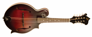 NEW The Loar LM-310F-BRB F-Style Mandolin