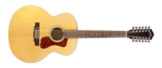 NEW Guild F-2512E Maple 12 String Acoustic Guitar