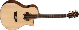 NEW Washburn WLO10SCE Acoustic Guitar