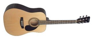 NEW Johnson JG-610-N-1/2 Acoustic Guitar