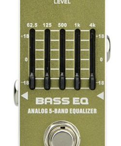 NEW Tomsline Engineering (AEB-3) Bass EQ Pedal