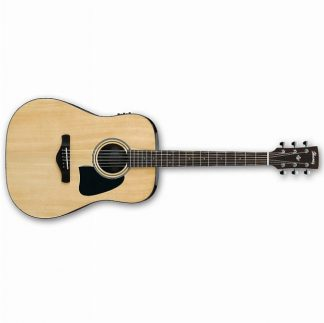 NEW Ibanez AW58E-NT Acoustic Guitar