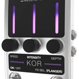 NEW Aalberg Audio (KO-1) KOR Chorus Pedal