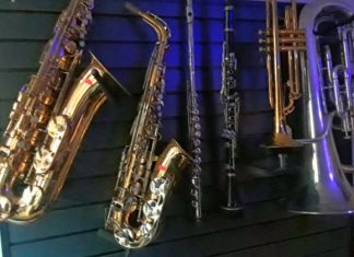 Percussion And Band Instruments