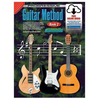NEW Koala (18303) Progressive Guitar Method Book 2