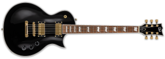 NEW ESP LTD EC-256 Black Electric Guitar