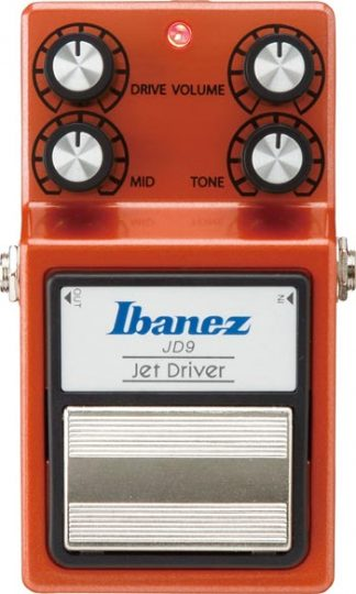 NEW Ibanez (JD9) Jet Driver Pedal