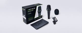 NEW Lewitt (MTP-250-DM) Dynamic Microphone