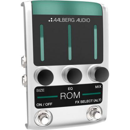 NEW Aalberg Audio (RO-1) ROM Reverb Pedal