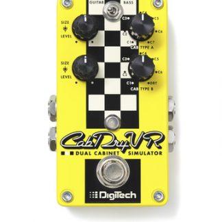 NEW DigiTech (CABDRYVR) Emulator Pedal