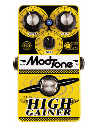 NEW Modtone (MT-HG) High Gainer Pedal