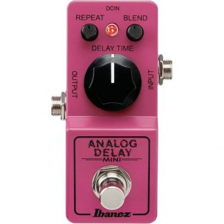 NEW Ibanez (ADMINI) Analog Delay Mini Pedal
