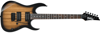 NEW Ibanez GRG120ZW-NGT Electric Guitar