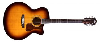 NEW Guild F-250CE Deluxe Acoustic Guitar