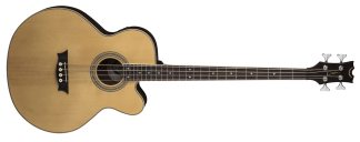 NEW Dean EABC 4 String Acoustic Bass Guitar