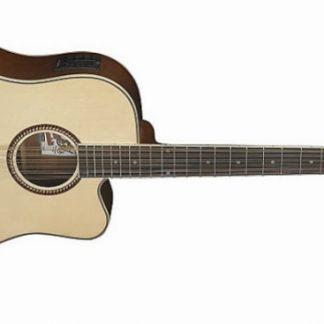 NEW Oscar Schmidt OD312CE 12 String Acoustic Guitar