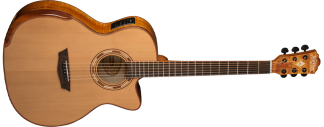 NEW Washburn WCG66SCE-O Acoustic Guitar
