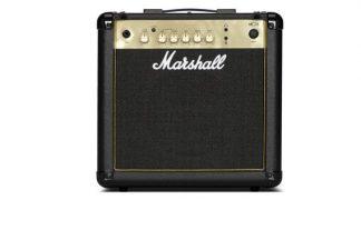 NEW Marshall MG15 Guitar Combo Amplifier