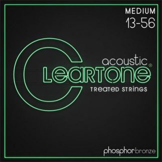 NEW Cleartone (7413) 13-56 Acoustic Guitar Strings