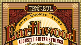 NEW Ernie Ball Acoustic Guitar Strings