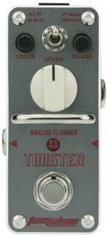 NEW Tomsline Engineering (TOM-ATR-3) Twister Analog Flanger Pedal