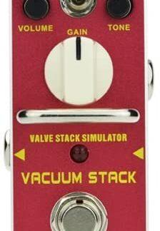 NEW Tomsline Engineering (TOM-AVS-3) Vacuum Stack Tube Distortion Pedal