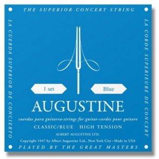 NEW Augustine (AUGB) Blue High Tension Classical Strings
