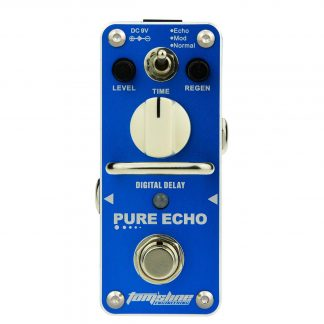 NEW Tomsline Engineering (TOM-APE-3) Pure Echo Delay Pedal