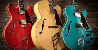 Hollow/Semi Hollow Guitars