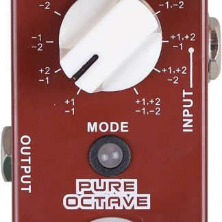 NEW Mooer (MOC1) Pure Octave Pedal