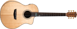NEW Washburn BTSC56SCE-D Acoustic Guitar