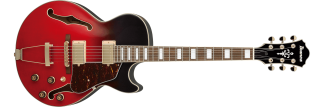 NEW Ibanez AG75G-SCG Hollow Body Guitar
