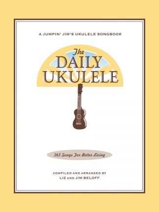 NEW Hal Leonard (HL00240356) The Daily Ukulele Book