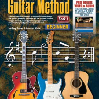 NEW Koala (54048) Progressive Guitar Method Book 1