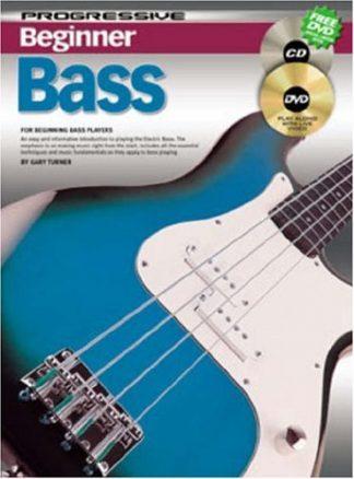 NEW Koala (69164) Progressive Beginner Bass Book