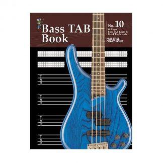 NEW Koala (11831) Manuscript No 10 Bass Tab Book