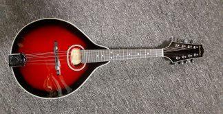 NEW Guitar Works SO-GWM-110 A Style Mandolin