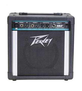 NEW Peavey (00476100) Solo Microphone/Guitar Combo Amplifier