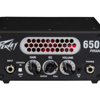 NEW Peavey (03615310) 6505 Piranha Micro Head