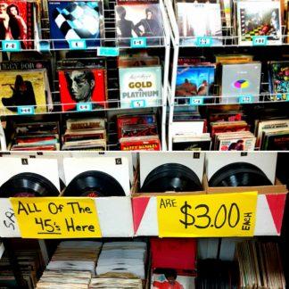 VINYL RECORDS & ACCESSORIES