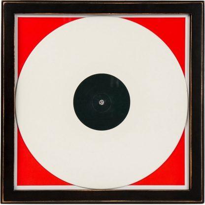 NEW Crosley (AC1006A-BK) Black Vinyl Record Frame