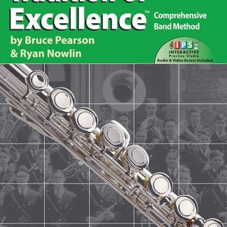 NEW Kjos (W63FL) Tradition Of Excellence Flute Book 3