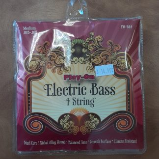 NEW Play-On (PO-BS4) 45-105 4 String Bass Guitar Strings