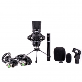 NEW CAD (GXL1800SP) Double Condenser Microphone Studio Pack