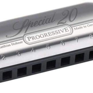NEW Hohner (560PBX-G) Special 20 Key Of G Harmonica